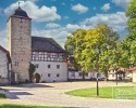 Small town castle in Thuringia